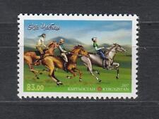 Horse Kyryzstan Kirgistan 2017 MNH** Mi.889 A National Horse Game