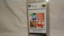Cricut Imagine Cartridge - SNAPSHOT EVERYDAY - Complete -BRAND NEW! Never Opened