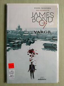 James Bond Vol. 1 #1