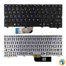 Laptop Keyboard White For Lenovo Ideapad 100S-11IBY UK Layout Without Frame