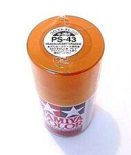 300086043 - Tamiya Ps-43 traslucida Arancione poli