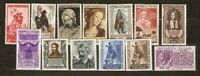 ITALY LOT Sc 601A B 602 to 10 612 to 21 632 to 51 MINT NH  See DESCRIPTION SCAN
