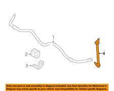 Infiniti NISSAN OEM 12-13 M35h Stabilizer Sway Bar-Rear-Link 546681MA0A