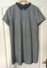 Zara Crew Neck Short Sleeve Tunic Dresses for Women