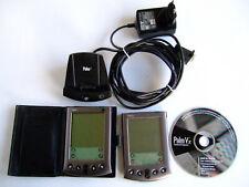 Palm V Vx + orig. Netzteil/Cradle/rs232/ CD , alt, selten Sammler