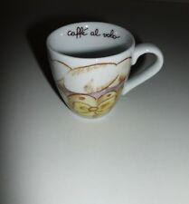 """Thun """" CUPCAKE """" 1 Espressotasse caffé al volo NEU (Nr. 1 )"""