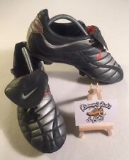 Nike Air Intertract Football Boots UK 7.5 2003 RARE VINTAGE ZOOM 90 CLEAT SOCCER