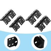 """4P Headboard / Footboard Bed Rail Hanger Bracket For 2"""" Double Hook Plate 3-3/4"""""""