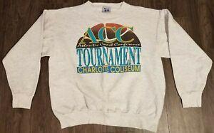 ACC Atlantic Coast Conference Tournament Sweat Shirt - Charlotte North Carolina