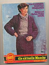 L' attuale maglia 505/1 1980 1981 81 a maglia e häkelmodelle iche mettili