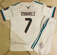 Maillot + Short Algerie CAN 2 Etoiles Mahrez 7 2019 Taille 10 ans