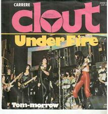 "<1553-11> 7"" Single: Clout - Under Fire"