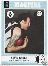 1977 Scanlens (48) Kevin GROSE Collingwood (Near Mint)