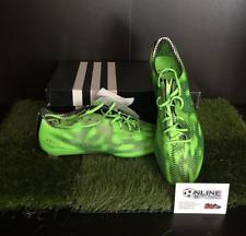 Adidas F50 Adizero FG - Green/White/Core Black UK 8.5, US 9, EU 42 (2/3)