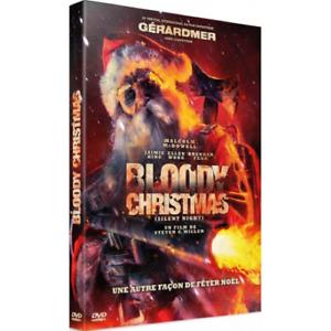 DVD - BLOODY CHRISTMAS / McDOWELL, KING, WONG, FEHR, ESC, NEUF