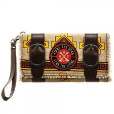The Walking Dead Satchel Fold Wallet