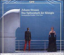 Johann Strauss Das Spitzentuch der Konigin CD NEW