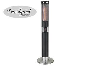 Traedgard® Elektro Infrarot elektrischer Heizstrahler List mit Hülle 2000 Watt
