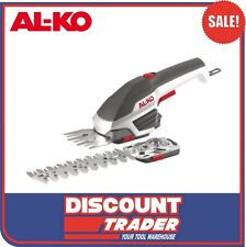 AL-KO GS 3.7 Li Cordless Electric Shrub and Grass Shear ALKO MC37LI - 112773