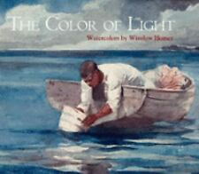 Watercolors by Winslow Homer: The Color of Light (Art Institute of-ExLibrary