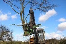 RSL tree shear inc bunching grab, 360 degree rotate 12 inch cut INC VAT