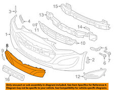 HYUNDAI OEM 13-16 Genesis Coupe-Bumper Trim-Center Molding 865412M310