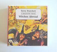 Witches Abroad: by Terry Pratchett - Unabridged Audiobook 8CDs