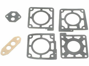 For 1986-1988 Ford Mustang Throttle Body Mounting Gasket Set SMP 75512XM 1987