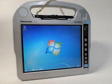 "PANASONIC TOUGHBOOK CF-H2 i5-2557M 1.7GHz-4GB-120GB SSD 10.1"" WIN 7 PRO 64BIT"