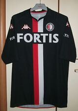 Feyenoord Rotterdam 2007 - 2008 Away football shirt jersey Kappa size XL