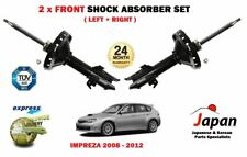 FOR SUBARU IMPREZA 1.5 2.0 R 2.5 AWD WRX S 2008-2012 2X FRONT SHOCK ABSORBER SET