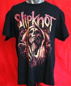 Slipknot   Gildan Vintage  T-shirt   Schwarz  Gr XL