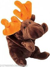Ty Beanie: Chocolate el alce (Beanie Babies Collection) (new/tag)