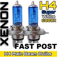 Blue White Headlight Bulbs Globes Commodore VT VX VY VZ Toyota
