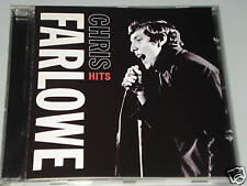 CHRIS FARLOWE HITS CD OUT OF TIME / RIDE ON BABY / THINK / THE LAST GOODBYE (YZ)