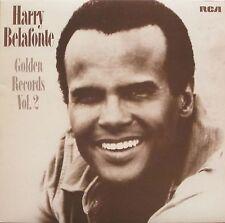 Harry Belafonte - Golden Records Vol. 2 (RCA Vinyl-Schallplatte Germany 1974)