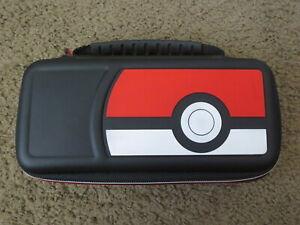 Game Traveler Deluxe Travel Case for Nintendo 2DS XL Pokemon Pokeball Carrying