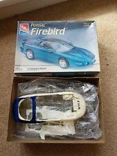 AMT ERTL PONTIAC FIREBIRD 1/25 MODEL CAR AMERICAN MUSCLE KIT BUILD