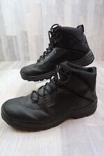 Timberland Hiking Boots Sz 15 Black Leather EUC!