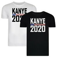 KANYE 2020 Adults T-Shirt - Yeezy For President Mens and ladies T Shirt
