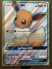 Pokemon Card   EEVEE GX   Ultra Rare SM242  SUN and MOON  PROMO *MINT*