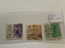 1942 Mexico Stamp Lot CA75