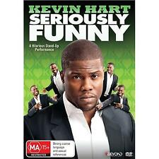 Kevin Hart Seriously Funny (DVD, 2010) Region 4