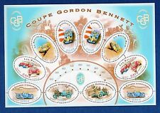 France Bloc N°86 Sport Automobile Coupe Gordon Bennett 2005 Neuf Luxe