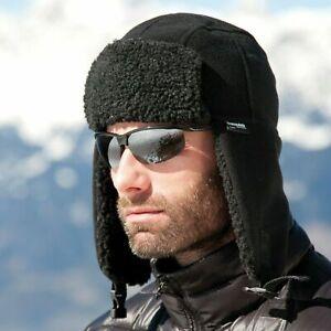 Result Thinsulate 3M Trapper Hat Russian Sherpa Winter Fleece Ear Flap (R358X)