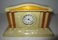 Antique/Vintage Wind up 30-Hour Desk Clock made in USA