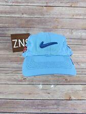 Nike Golf Cap Hat Adult Light Blue Junior Ft Meyers Ajga Swoosh Embroidered Nwt
