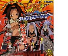 SHONEN JUMP'S Yujin SHAMAN KING Part 1 Gashapon Full Set of 6 Keychain