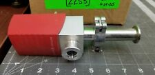 PFEIFFER VACUUM ANGLE VALVE AVC 016 PA / WITH EXTRAS PFA36003 [Z2S3]