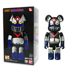 Medicom BE@RBRICK Super Alloyed 200% Great Mazinger Bearbrick MISB In Stock